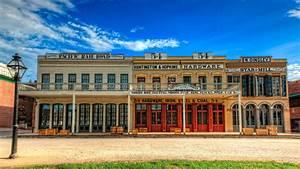 Old Sacramento Historic Buildings Editorial Image - Image ...
