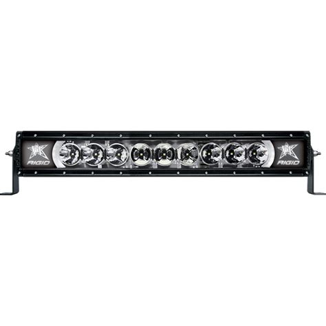 radiance 20 quot led light bar with white back light
