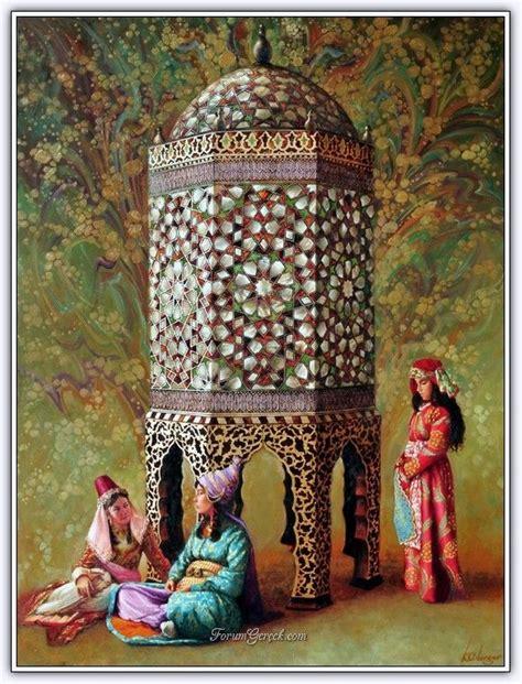 Ottoman Empire by Ressam Kamil Aslanger 1949 T 252 Rk Ressam Forum