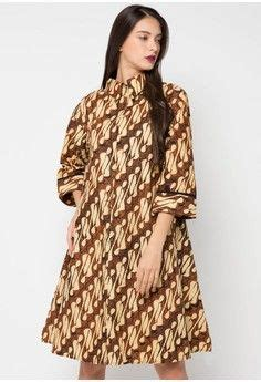 Tunik Sogan 3 dress sogan tunik from griya batik inspiring style