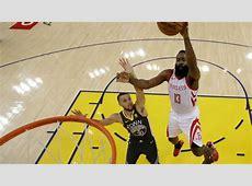 NBA Golden Warriors cayó 9894 ante Houston Rockets en el
