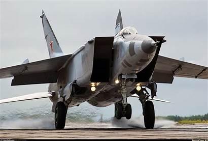 Mig 25rb Baltimor Voronezh Aterrizando Tj Hangar