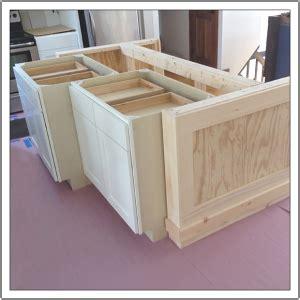 build  diy kitchen island build basic