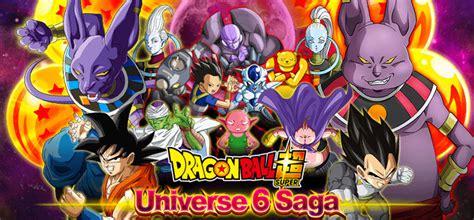 dragon ball  dokkan battle dragon ball super universe