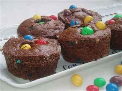 recette gateaux au chocolat aux mms