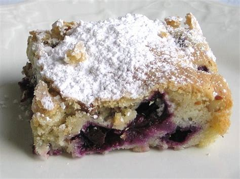 and easy blueberry recipes easy blueberry cake bars recipe berry yummy pinterest