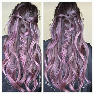 lilac ombre hair - Google Search | Hair Colors | Pinterest ...