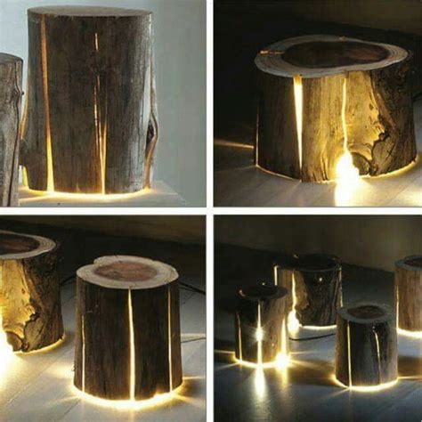 Wände Aus Holz by Diy Wood Diy In 2018 Beleuchtung Holz
