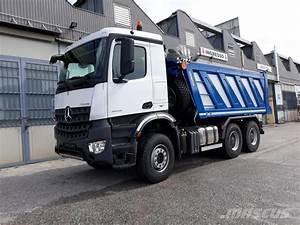 Mercedes Benz Arocs : used mercedes benz arocs 3348 dump trucks year 2018 price ~ Jslefanu.com Haus und Dekorationen