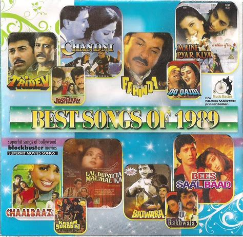 Jan feb mar apr may jun jul aug sep oct nov dec. Best Songs of 1989 100 Tracks On One CD EXCELLENT COLLECTION OF SONGS MUST HAVE - CDs