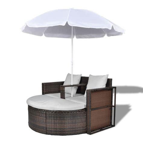 polyrattan lounge set günstig der gartenlounge poly rattan lounge set gartengarnitur braun shop vidaxl de
