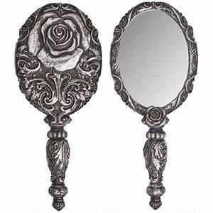 Miroir à Main : alchemy gothic miroir a main baroque ~ Teatrodelosmanantiales.com Idées de Décoration