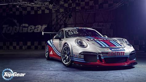 3d Racing Cars Wallpapers by Porsche 911 Gt3 Cup Martini Racing Top Gear Hd Wallpaper