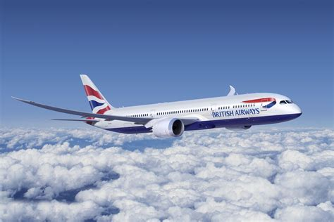 British Airways 787-9 Artwork | Airports International | The Airport Industry online, the latest ...
