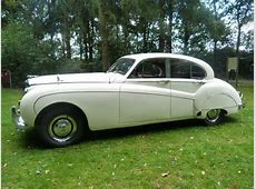 1960 Jaguar Mk ix in old english white For Sale Car And