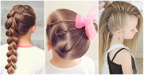 pretty perfect cute hairstyles   girls  show