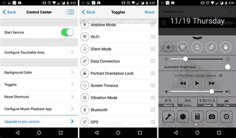 center app for android 5 best iphone launchers for android