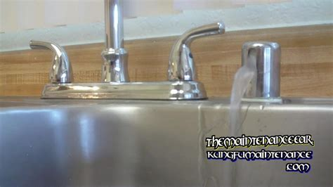 how to stop disposal from backing up into other sink how to stop dishwasher leaking water from sink counter top