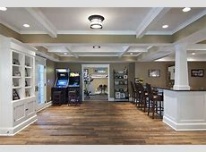 Remodeled Family Rooms – Old Dominion Building Group