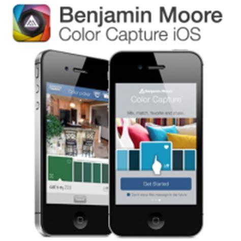 benjamin moore color capture ios by darcy stalport at