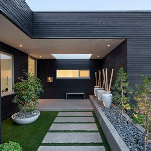 Beautiful Modern Landscaping Pictures Ideas Houzz