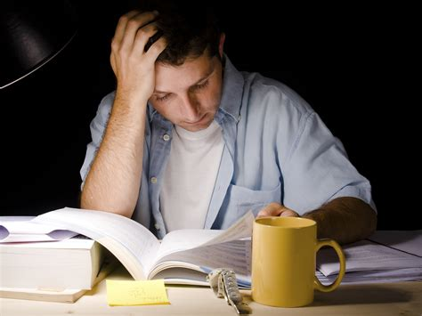 Too Much Caffeine Poses Health Risk To Students  Exam Tips  Sastudycozasa Study