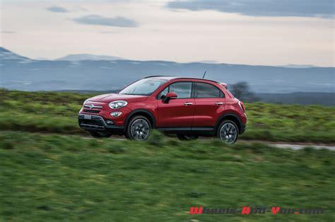 Essai  Fiat 500x Cross Plus  Une Baroudeuse En Tenue De