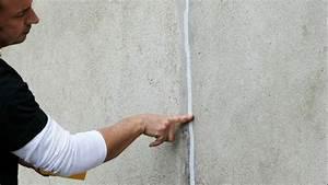 Reparer Grosse Fissure Mur Exterieur : traiter les fissures sur un mur ext rieur ~ Melissatoandfro.com Idées de Décoration