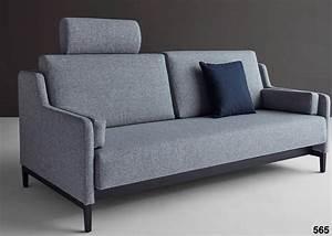 Canapé Pied Bois : canap gris design classique revisit chez ksl living ~ Melissatoandfro.com Idées de Décoration