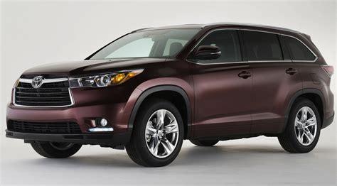 New Toyota Cars by Toyota New Cars 2014 Photos Caradvice