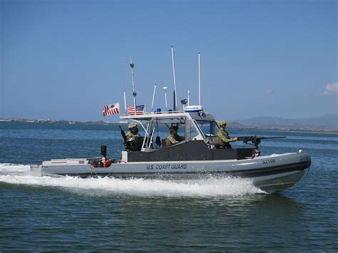 Port Boat by 32 Ft Transportable Port Security Boat Tpsb