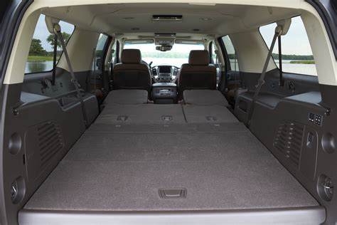 CHEVROLET SUBURBAN OFFERS EVERY COMFORT FOR VACATION CRUISING