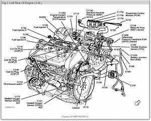 Diagram  Ford Focus St 2008 Workshop Wiring Diagram Full