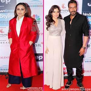 Kajol avoids Rani Mukerji at a recent award function ...