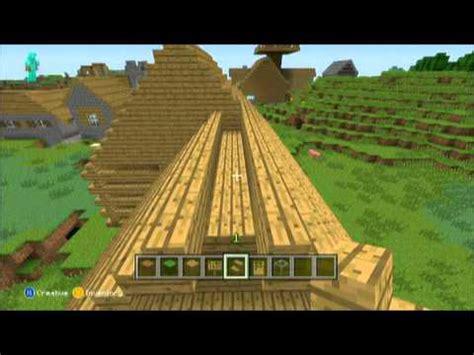 Realistic Cabin Tutorial!!!!!!!! (minecraft Xbox 360