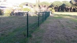 Poseur De Cloture : pose et refection de cl ture vente cl ture jardin ste ~ Premium-room.com Idées de Décoration