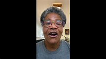 Avis Ridley Thomas - Commencement Message - YouTube