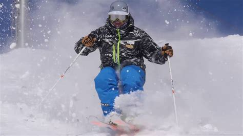 Skiing Is My Lover High1 Mogul Clinic Master Taei Il