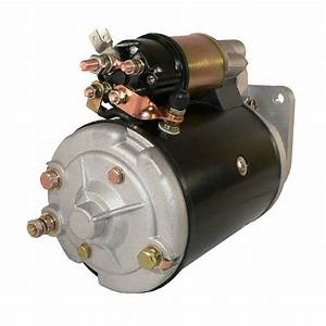 New Ford Industrial Tractor Starter 3