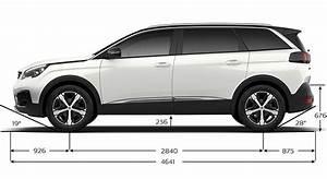 Caractéristiques Peugeot 3008 : peugeot 5008 dimensions car reviews 2018 ~ Maxctalentgroup.com Avis de Voitures