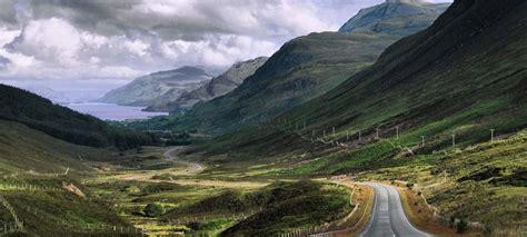 scotland 500 coast north drive long roads winding materialicious via tweet