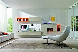 un design italien pour un sejour contemporain elegant With fauteuil de salon design contemporain