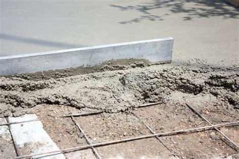 estrich beton verlegen estrichgitter wann sind sie notwendig