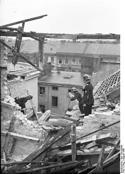 Bomb In Berlin by 26th August 1940 Berlin Bombed For The Time