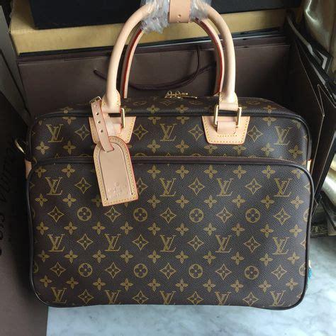 louis vuitton lv man document voyage icare bag monogram bolsos