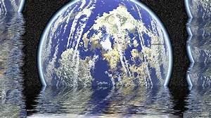 Planet Earth YouTube Channel Art