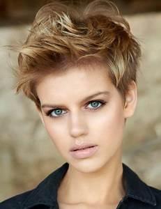 Coupe Cheveux 2018 Femme : coupe de cheveux court printemps 2018 ~ Melissatoandfro.com Idées de Décoration