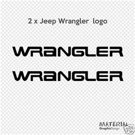 jeep wrangler rubicon logo 2x jeep wrangler logo sticker decal moab sahara rubicon