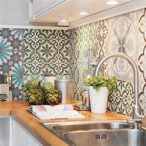 cuisine carreaux cuisine carreaux de ciment kitchen cuisine a interior design