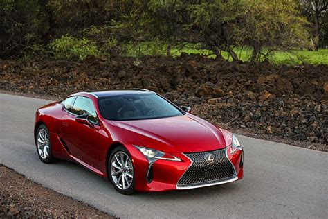 4 Things To Consider About The New 2018 Lexus Lc500